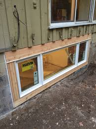 basement triple wide marvin window affordable egress windows