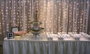 tulle decorations ideas of bridal shower decorating with tulle weddingelation