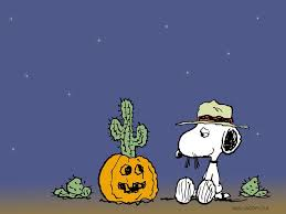 halloween desktop background themes halloween snoopy wallpapers group 48
