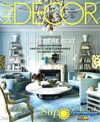 home decorating magazine subscriptions magazine for home decor decorating magazines home decor home