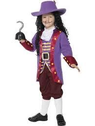 Captain Hook Toddler Halloween Costume Captain Hook Costume Captain Hook Fancy Dress Costume Peter