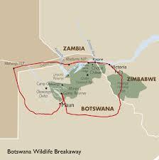 Botswana Wildlife Breakaway Botswana Safaris & Tours