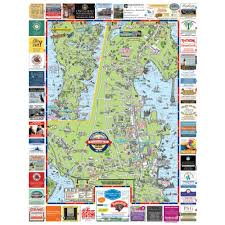 map of camden maine rockland me