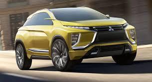 crossover cars 2017 mitsubishi will unveil a new compact suv in 2017 for north america