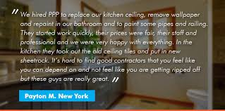 painting company oyster bay precision painting plus