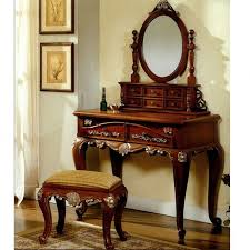 Vanity Table Set For Girls Bedroom Furniture Sets Corner Makeup Vanity Modern Vanity Table