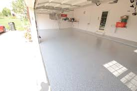 Garage Floor Snow Containment by Garage Flooring Ideas From Garageflooringllc Com