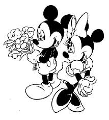 mickey mouse black white mickey mouse clipart black white