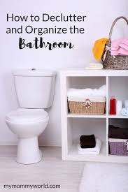 Organizing Bathroom Ideas 402 Best Organize Images On Pinterest Organizing Ideas