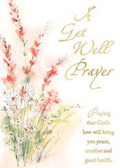 of religious get well cards