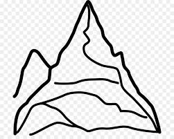 Livre de coloriage de la Montagne de Dessin Mont Rainier  montagne