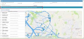 Google Maps With Multiple Stops Routing In Clipitc Clip Software Help Center