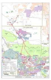 Los Angeles County Map 4 10 Land Use And Planning