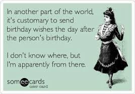 Belated Birthday Meme - belated birthday meme 誕生日 pinterest belated birthday meme