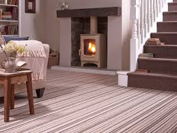 Affordable Laminate Flooring Gloucester Striped Carpet Suitable For Stairs And Rooms