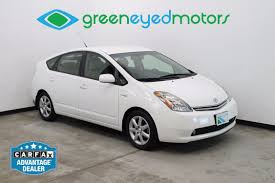 2008 toyota prius touring green eyed motors
