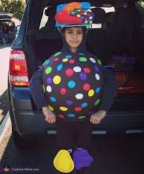 Halloween Costumes 9 Boys Candy Crush Costume Costumes Halloween Costume Contest