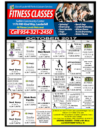 fitness city of lauderhill