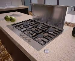 36 Inch Cooktop With Downdraft Elica Ers636ss 36 Inch Downdraft Ventilation With 600 Cfm Internal