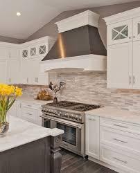 white backsplash for kitchen stunning kitchen backsplash white cabinets best 25 white