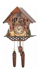 Authentic Cuckoo Clocks Amazon Com Quartz Cuckoo Clock Black Forest House With Music
