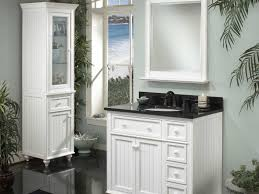 bathroom white bathroom cabinet 27 corner linen cabinet in white