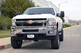 chevy lifted lift kit 2011 2018 2wd 2500hd 4