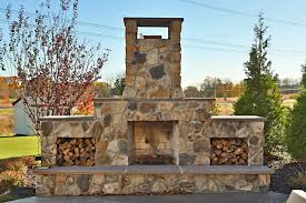 Outdoor Fireplaces And Firepits Portfolio Photo Gallery Of Beautiful Firepits Fireplaces