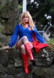 Harley Quinn Halloween Costume Size Supergirl Size Halloween Costumes Cosercosplay