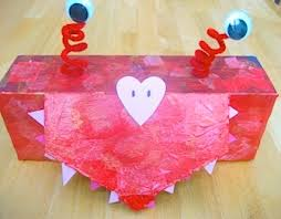 Valentine Decorated Boxes Ideas by Valentine Box Ideas Things To Make And Do Crafts And Activities