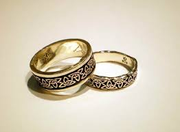 best wedding bands scottish wedding rings for men best of western wedding bands