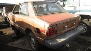 toyota tercel junkyard treasure 1980 toyota corolla tercel autoweek