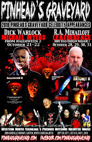 2016 celebrity appearances are approaching pinhead u0027s graveyard