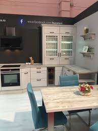 kitchen cabinet ideas that spice up everyday home decors white l shaped kitchen with glass cabinets doors