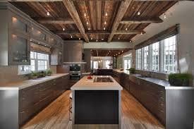 rustic modern kitchen designs ideas ultra modern rustic kitchen