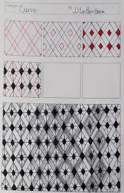 131 best zentangle pattern c images on pinterest zentangle