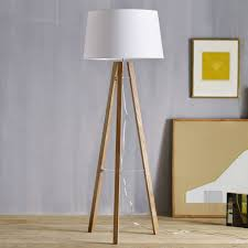 choosing wood floor lamps u2014 home ideas collection