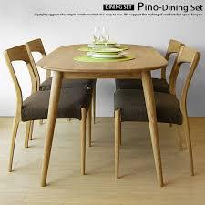 Scandi Dining Table Joystyle Interior Rakuten Global Market Width 150 Cm Oak Wood