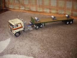 kenworth 2014 models kenworth k123 fruehauf flatbed trailer amt heavyhauling