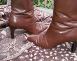womens designer boots designer boots etsy