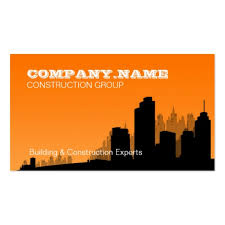 Business Card For Construction Company Premium Construction Business Card Templates Page16