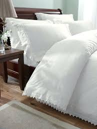 Argos King Size Duvet Cover White Duvet Cover Set King 1000tc Queen Quilt Cover Set White