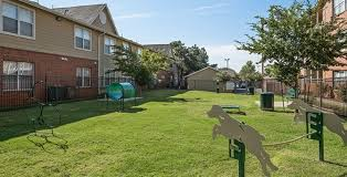 Backyard Agility Course Best Apartments With Military Discounts In Okc Metro