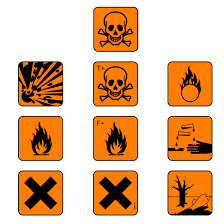 hazardous chemicals clipart 16