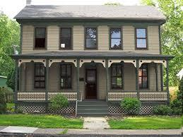 farmhouse painting victorian house paint pinterest exterior