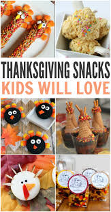 10 thanksgiving snacks will kreative in