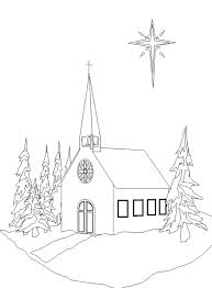church coloring pages for preschoolers coloringstar