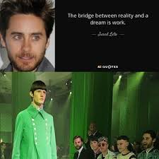 Jared Leto Meme - jared leto green coat by me the focker meme center