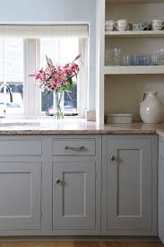 farrow and ball painted kitchen cabinets the dunmow kitchen henderson redfearn