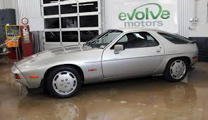 porsche 928 interior 81 porsche 928s found in a chicago garage after 24 years ebay